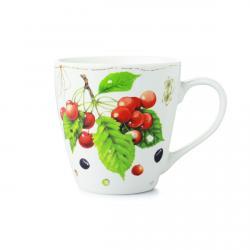 Marjolein Bastin Kubek porcelanowy XL 176301 owoce wiśnia