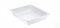 GastroSUS Cellana pojemnik porcelanowy GN 1/2 32,5 x 26,5 x 4,0 cm około 1,80 l 167120-12-40