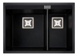 Auasanita DELICIA SQD150-601AW Czarny metalik