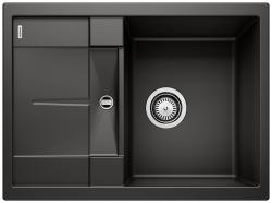 BLANCO METRA 45 S Compact Silgranit PuraDur Czarny odwracalny