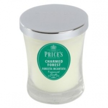 Price's Candles zapachowa świeca w słoiczku - średnia CHARMED FOREST