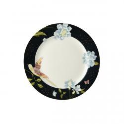 Laura Ashley Heritage 18 talerz porcelanowy W180437 Midnight Uni