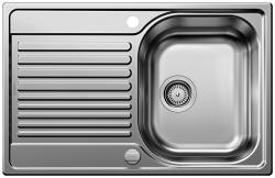 BLANCO TIPO 45 S Compact Stal matowa, korek auto.