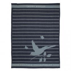 Laura Ashley Heritage ręcznik kuchenny W180802 Midnight Bird