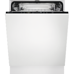 Electrolux EEQ47210L zmywarka 60 cm AirDry, Beam on floor,