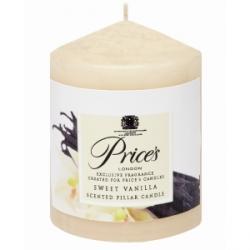Price's Candles zapachowa świeca SWEET VANILLA hurt