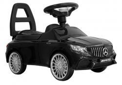 Jeździk Autko dla dzieci Mercedes AMG S65 Czarny