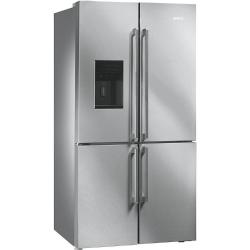 Side by side Smeg FQ75XPED