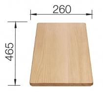Deska do krojenia z drewna bukowego