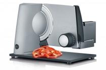 GRAEF SKS 32000 ( Srebrna) Krajalnica elektryczna, kuchenna, uniwersalna, 45 W, srebrna