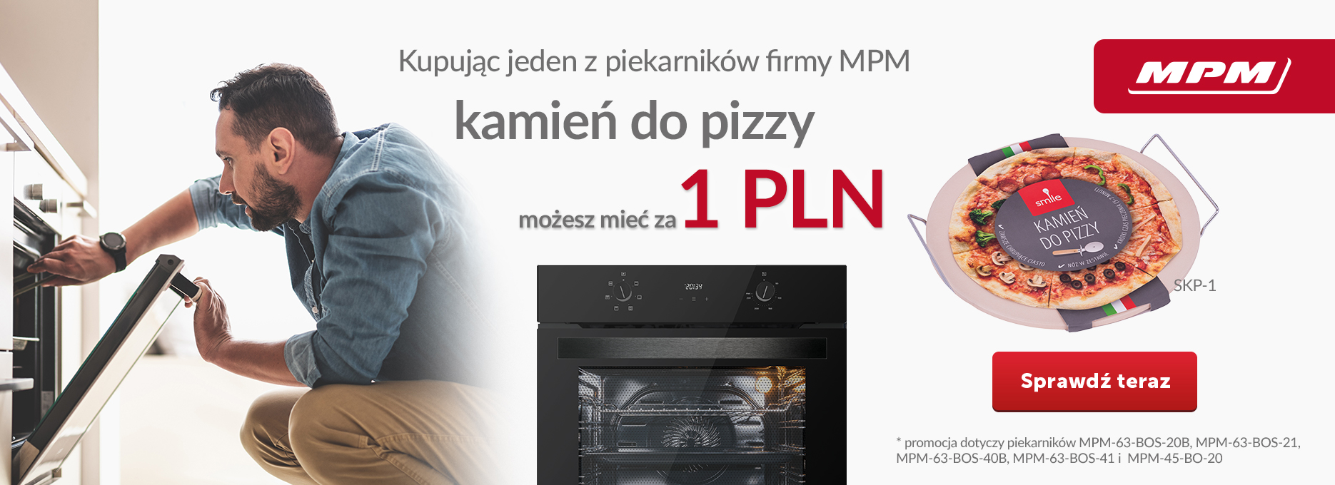 MPM - kamień do pizzy