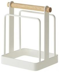 Stojak na deski kuchenne Tosca biały