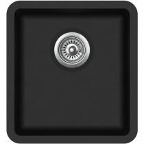 Aquasanita ARCA SQA101-601W Czarny metalik