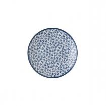 Laura Ashley 12 mały talerzyk porcelanowy W178274 Floris