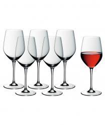 Zestaw 6 kieliszków do czerwonego wina easy Plus