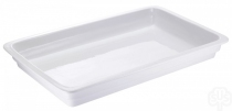 GastroSUS Cellana pojemnik porcelanowy GN 1/1 53,0 x 32,5 x 4,0 cm około 4,30 l 167120-11-40