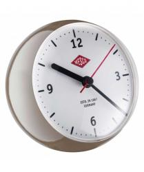 Zegar szary Mini Clock WESCO