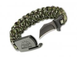 Bransoleta Outdoor Edge ParaClaw Camo M Blister