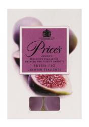 Price's Candles tealighty zapachowe FRESH FIG