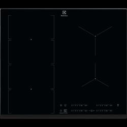 Electrolux EIV654 płyta indukcyjna SLIM-FIT z technoloigą Hob2Hood, 4-segmentowym polem grzejnym FlexiBridge oraz funkcją PowerSlide