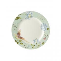 Laura Ashley Heritage 18 talerz porcelanowy W180423 Mint Uni
