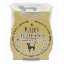 Price's Candles zapachowa świeca w słoiczku HOUSEHOLD