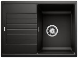 BLANCO ZIA 45 S Compact Silgranit PuraDur Czarny odwracalny