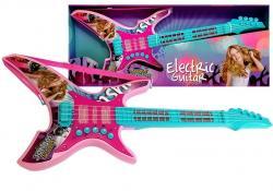 Gitara Elektryczna ze Światłami i Dźwiękami