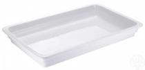 GastroSUS Cellana pojemnik porcelanowy GN 1/1 53,0 x 32,5 x 2,0 cm około 1,80 l 167120-11-20