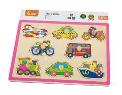 Viga 50016 Puzzle - pojazdy