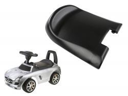 Siedzenie do jeździka Mercedes SLS czarne