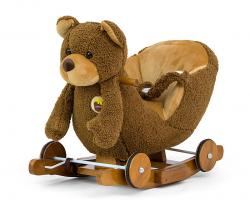 Milly Mally Miś Polly - Brown Bear