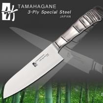 Tamahagane TK1114-DPS Santoku 175mm - TOWAR W MAGAZYNIE