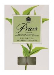 Price's Candles tealighty zapachowe GREEN TEA