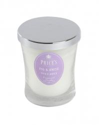 Price's Candles zapachowa świeca w słoiczku - średnia FIG & ANISE
