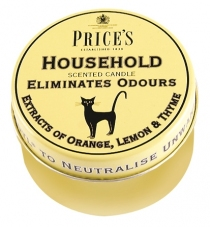 Price's Candles tealighty zapachowe HOUSEHOLD duże w puszce