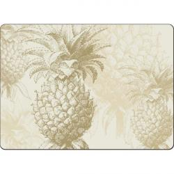 "Cala Home Podkładki korkowe 81771 ""pineapple"""