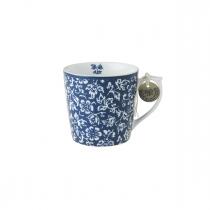 Laura Ashley kubek porcelanowy W178244 Sweet Allysum 0,22 l.
