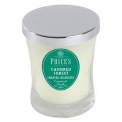 Price's Candles zapachowa świeca w słoiczku - duża CHARMED FOREST