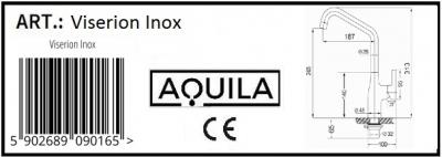 Aquila VISERION Inox