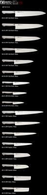 Brieto M1102-DPS Chef Knife 300mm - TOWAR W MAGAZYNIE