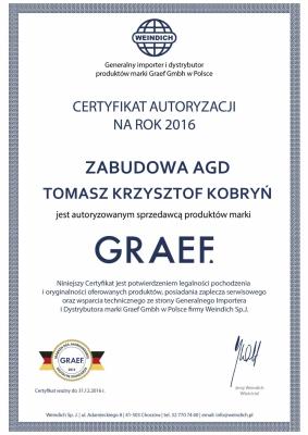 GRAEF FK 701  - Dostawa GRATIS!