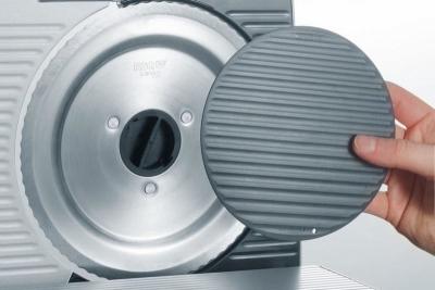 GRAEF SKS11001 (Biała) Krajalnica elektryczna, kuchenna, uniwersalna, 45 W