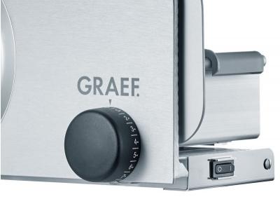 GRAEF SKS 902 Czarna- Krajalnica uniwersalna 185 W - Dostawa GRATIS!