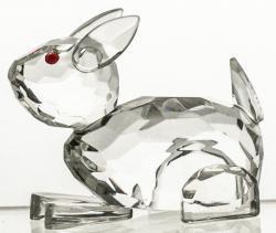 Figurka kryształowa królik (15263)