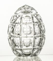 Jajo kryształowe dekoracja (13600)