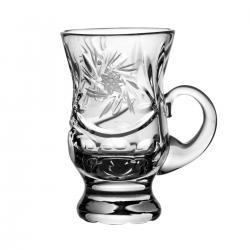 Kieliszki do wódki kryształowe 6 sztuk (3840)