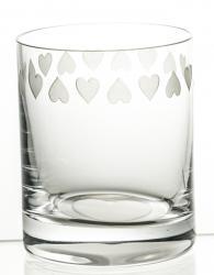 Karta do gry kier szklanka do whisky grawer (05931)