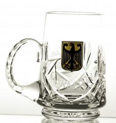 Kufel kryształowy do piwa Germany (05897)