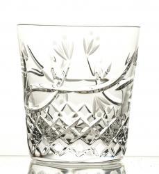 Szklanki do whisky kryształowe 6 sztuk 04346